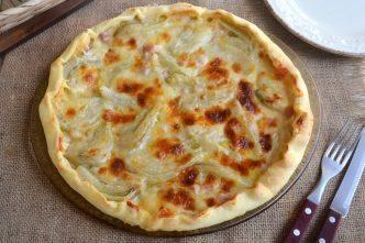 Torta-salata-con-finocchi-e-prosciutto-1